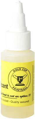 Paintball Oil (Gold Cup Lubricant Premium Paintball Oil - 1oz Bottle)