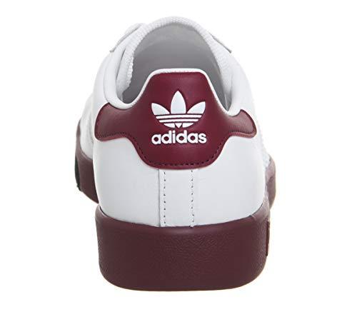 footwear Adidas 13 Burgundy Originals White Forest Burgundy Hills collegiate Footwear White 5 wxXSxqp