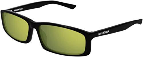 Sunglasses Balenciaga BB 0008 S- 006 Black/Yellow