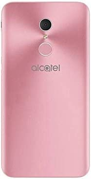 "Alcatel A3 Plus 5011A 5.5"" Quad-core 1.3GHz 16GB 1GB RAM Fingerprint Sensor 3G 13MP Android 7.0 Factory Unlocked (Rose Gold+ White) 31Yy1NNYEyL"
