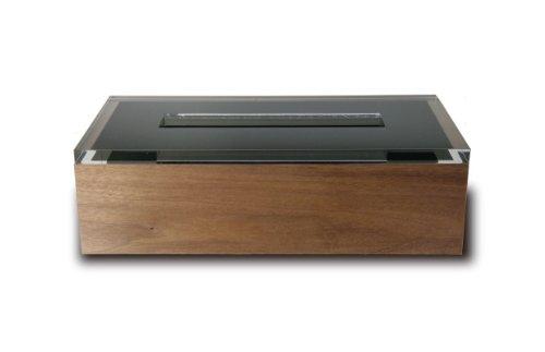 Dix/W ティッシュボックス (ウォールナット)/ウッド/木製 B0016Q3SJCウォールナット