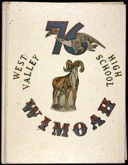 (Reprint) Yearbook: 1976 West Valley High School Wimoah Yearbook Yakima WA (Yakima Wa Stores)