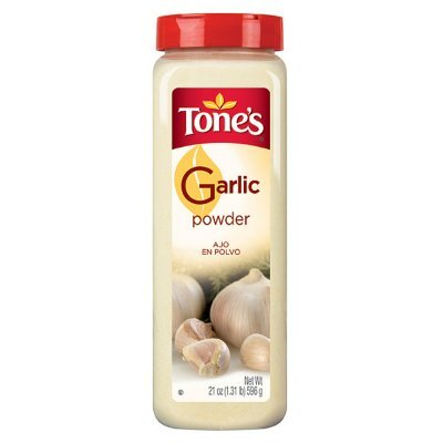 Tone's Garlic Powder - 21 oz. shaker (2 Pack) by Tone's (Image #1)