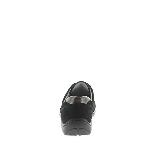 Waldläufer 496013-201-492 Größe 39 Schwarz (schwarz)