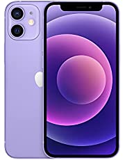 Apple iPhone 12 mini (64GB) - fioletowy