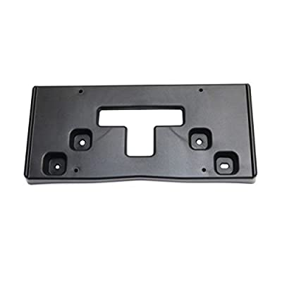 2006-2008 Honda Civic 4-Door Sedan Front License Plate Tag Bracket Holder HO1068110 71145SNAA00