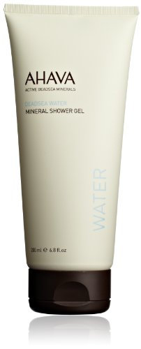 AHAVA Mineral Shower Gel, 6.8 fl oz