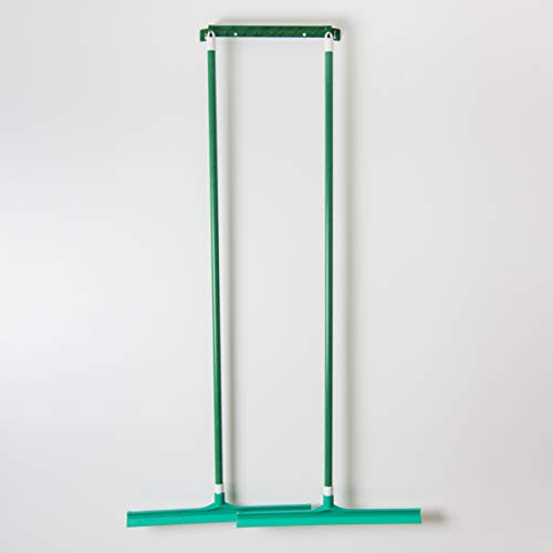 Carlisle 3656809 Solid One-Piece Foam Rubber Head Floor Squeegee, 24'' Length, Green by Carlisle (Image #6)