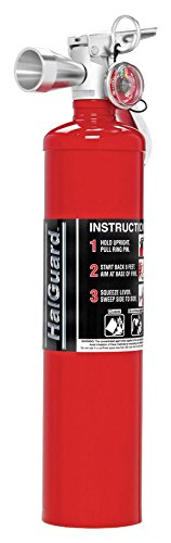 H3R Performance HG250R Fire Extinguisher