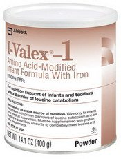 I-Valex-1 Amino Acid-Modified Medical Food With Iron Powder 14.1-Oz (400-G) Can - 1 Each