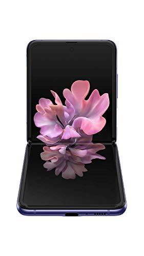 Samsung Galaxy Z Flip Factory Unlocked Cell Phone  US Version – Single SIM   256GB of Storage   Folding Glass Technology…