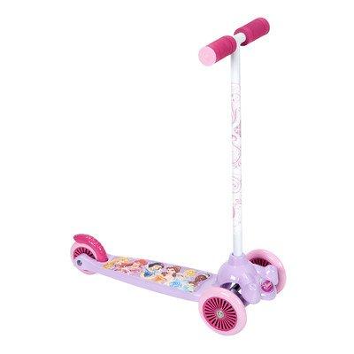 Tilt N Turn Disney Princess Scooter by Huffy Bikes