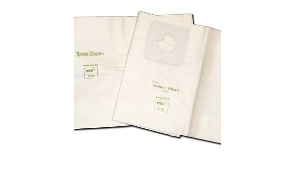Amazon.com - NSS M1 Pig Vacuum Bags by Green Klean ...