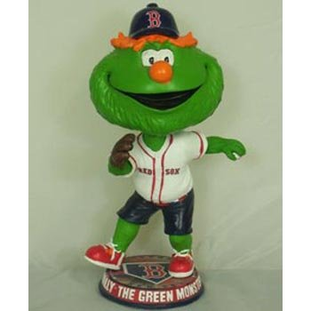 - Boston Red Sox Mascot 2010 Big Head Bobble