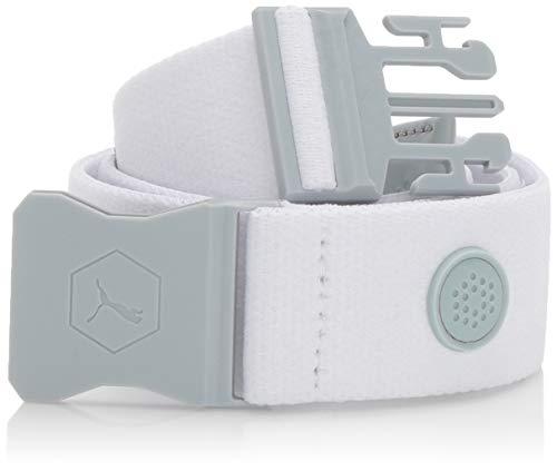 Puma Golf 2019 Kid's Ultralite Stretch Belt (One Size), Bright White