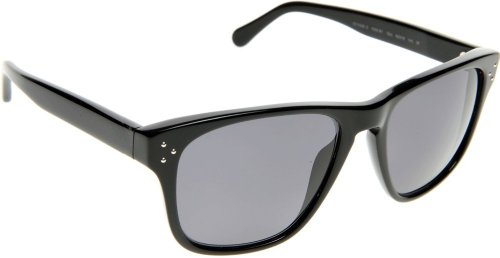 Oliver Peoples Sunglasses DBS Black with Grey Polar Glass