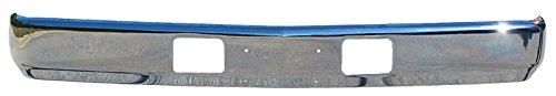 Front Bumper w/License Brkt Holes w/Air Intake Holes - 88-98 Chevy GMC C/K Pickup; 92-94 Blazer Jimmy; 92-99 Suburban; 95-99 Tahoe Yukon -
