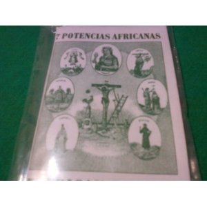 Amazon.com: 7 POTENCIAS AFRICANAS SIETE POTENCIAS - 7 AFRICAN POWERS POWDER PKT: Prints: Posters & Prints