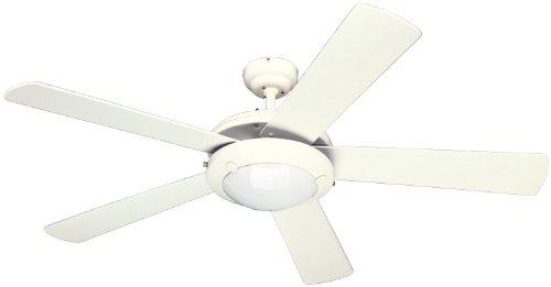 52 ceiling fan white - 9