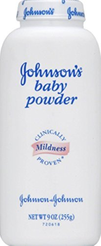 Johnson's Baby Powder, 9 oz. by CuteMch