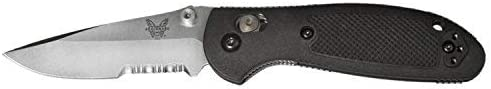 Benchmade – Mini Griptilian 556 EDC Manual Open Folding Knife Made in USA