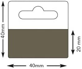 Free Shipping On Sale Now 4x4 Clear Plastic Tabs 1,000