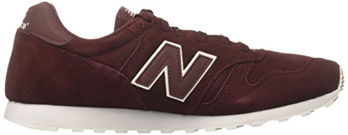 New Uomo 373 Burgundy Balance Rosso Sneaker Tp rSHxrzq8T