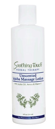 UPC 076950048942, Soothing Touch Unscented Jojoba Massage Lotion Half Gallon (64 Oz)