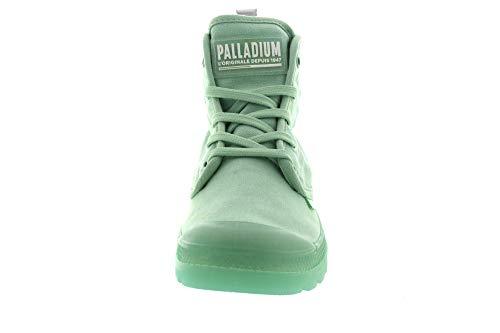 Palladium Verde Pampalicious Mujer Zapatillas Para Altas W wvfqawHx4S