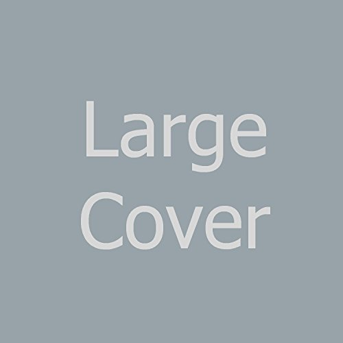 PetFusion Replacement Cover for Ultimate Dog Lounge (Large, Slate Gray) by PetFusion (Image #1)