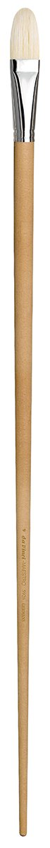 da Vinci Mural Series 5926 Maestro 2 Paint Brush, Filbert Hog Bristle with 24-Inch Handle, Size 9 (5926-9)