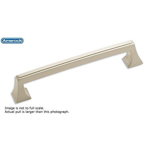 Pull Amerock Mulholland - Amerock Mulholland 6-5/16 in. (160mm) Drawer Pull Satin Nickel - BP53530G10