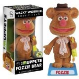The Muppets: Fozzie Bear Flocked Wacky Wobbler SDCC 2013 ()