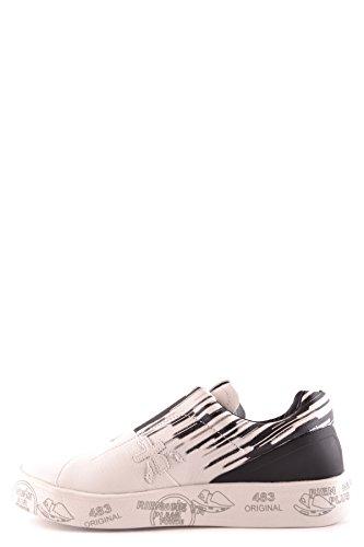 PREMIATA Sneakers Uomo MCBI245045O Pelle Bianco