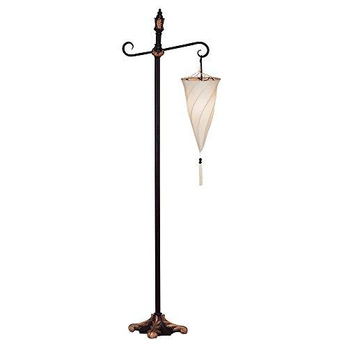 spiral hanging floor lamp amazoncom - Floor Hanging Lamp