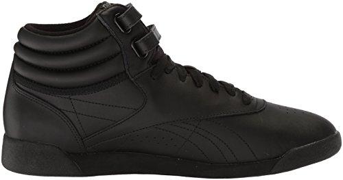 Reebok Chaussures De Marche Pour Femme Freestyle Salut Noir