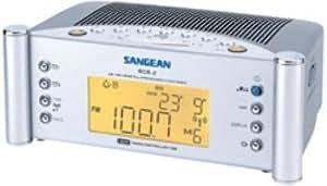 Atomic digital Clock radio