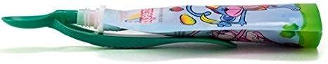 Fill n Squeeze Cuchara para bolsa de destete para bebé adecuada para todas las bolsas de comida para bebés, como Ella's Kitchen, Hipp Organics y Fill n Squeeze. bpa gratis, hecho en el Reino Unido.