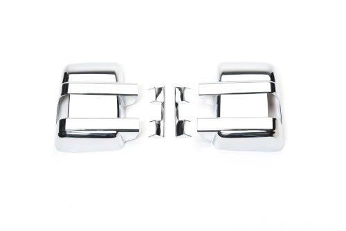 Putco 400123 Chrome Mirror Overlay