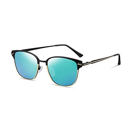 De Moda QY Simplicidad Color De Gafas 2 Atmosférica Diseño 1 Sol Vidrios Cuadrados Polarizados Conducción Gafas YQ 8vFxqdn1q