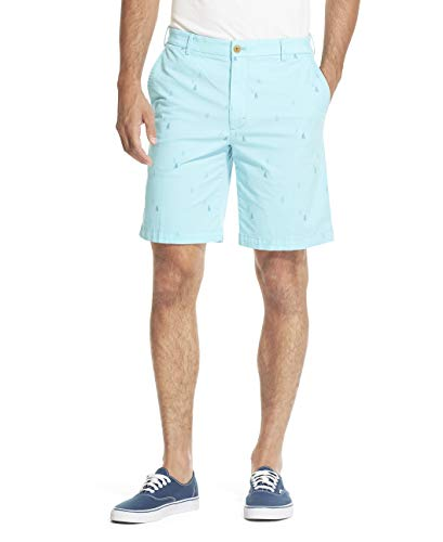 (IZOD Men's Saltwater Stretch 9.5