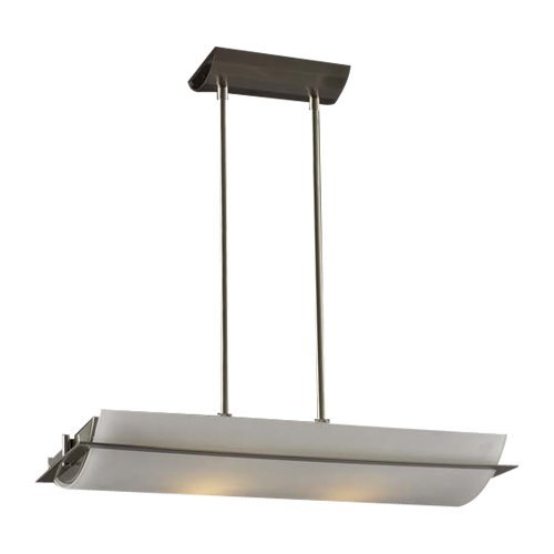 PLC Lighting 21068 SN Pendant from Enzo Collection by PLC Lighting - Enzo Collection