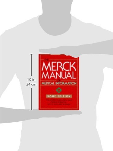 The Merck Manual of Medical Information: Home Edition