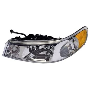 Amazon Com Lincoln Towncar Headlight Oe Style Replacement