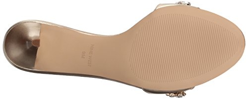 Metallic Da Lelon Gold Mule Donna Light UIxgxdq1