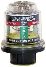 Air Filter Resistance Indicator Wix 24800