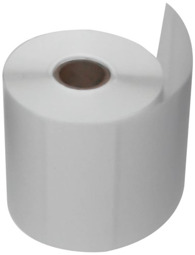 CompuLabel Direct Thermal Labels, 4-Inch x 1 1/2 Inch, White, Roll, Permanent Adhesive, Perforations Between Labels, 900 per Roll, 12 Rolls per Carton (530774)