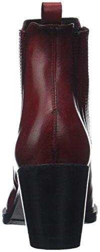 Stivali rosso 007 Piu Donna Western Enea Rosso xq0wAcva4O
