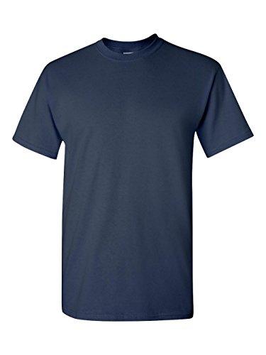 Gildan Adult Heavy Cotton T-Shirt - Navy - ()