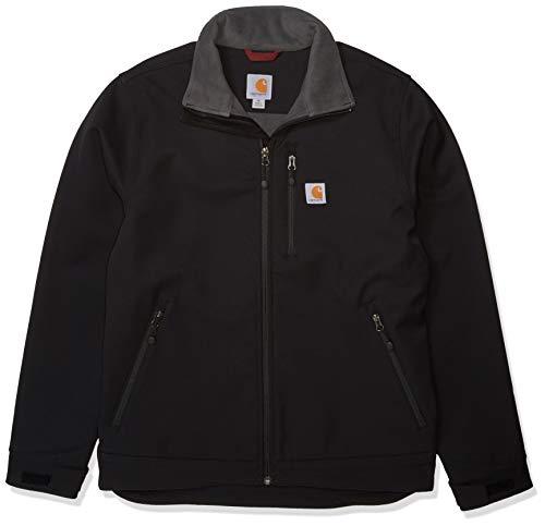 Carhartt Men's Crowley Jacket, Black, Large